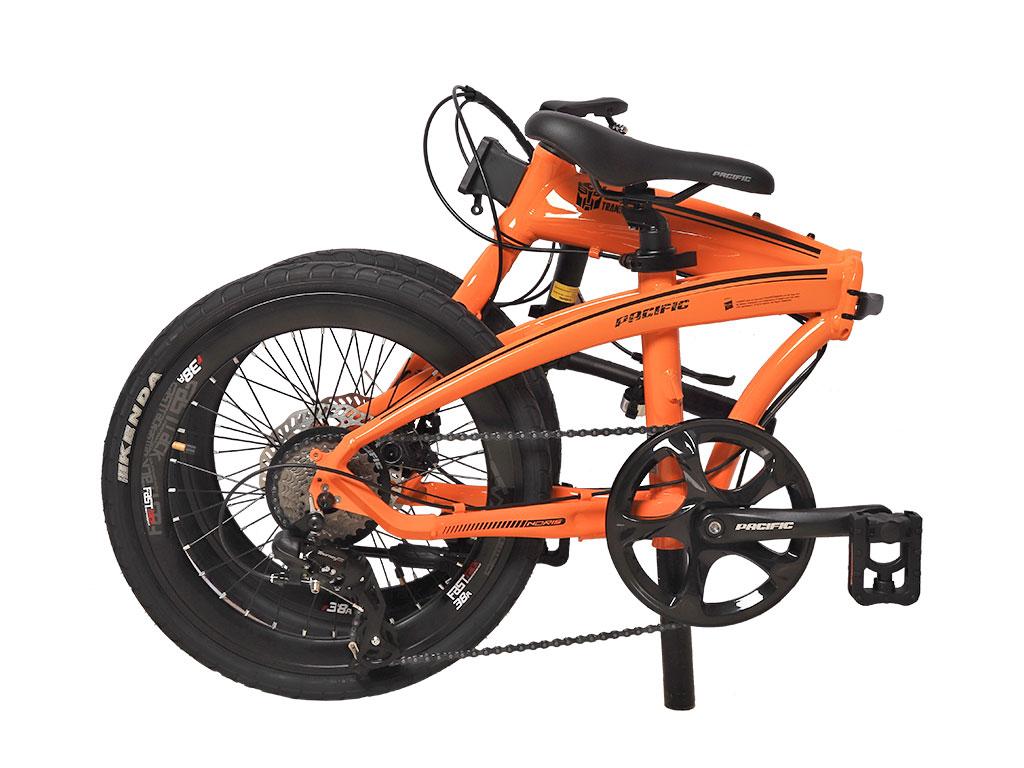 Noris 2 0 Transformers Edition Pacific Bike
