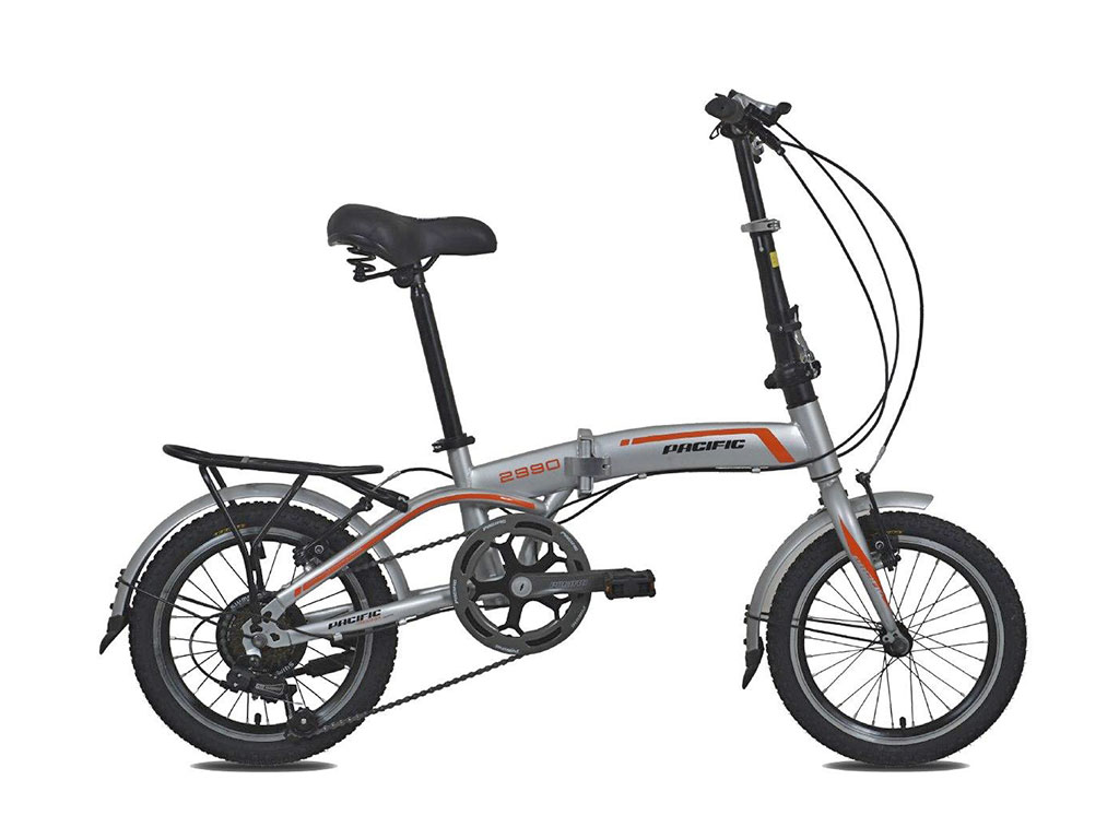 Pacific kids folding bicycles