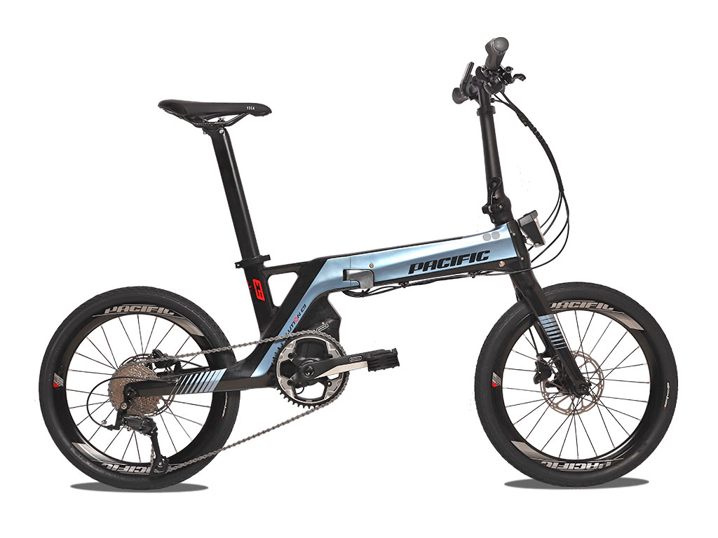 ILLUTION E9 (E-BIKE)